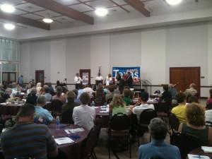 STS Austin Conference, July 2011