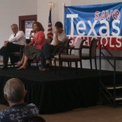 STS Austin Conf. Panel (Rep. Jimmie Don Aycock, Rep. Donna Howard, Moderator Jason Sabo)