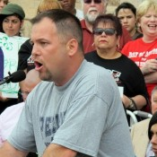 Supt. John Kuhn, STS Rally, March 2012